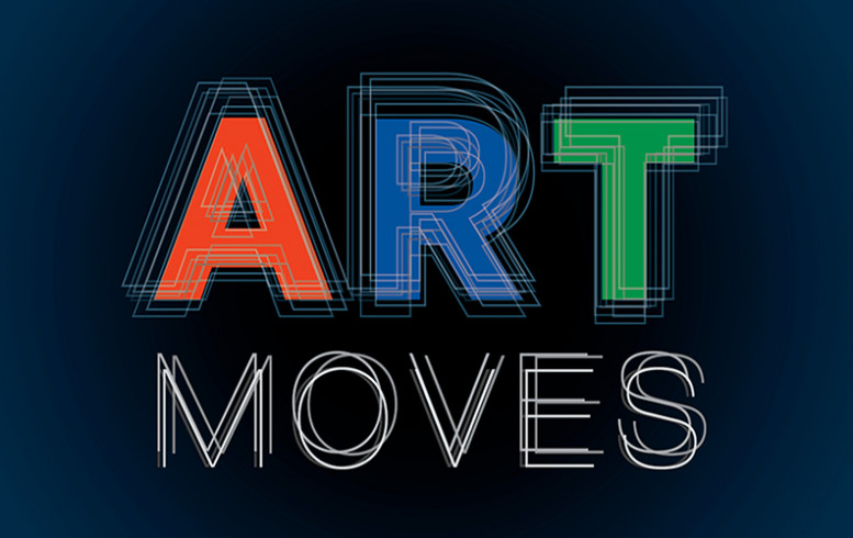 Graphic or ArtMoves logo